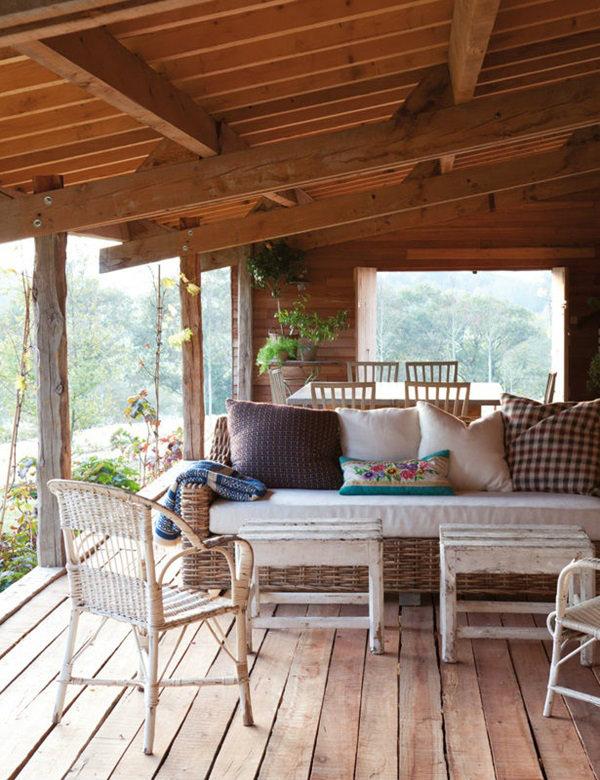ไม้สำหรับใช้ตกแต่งบ้าน